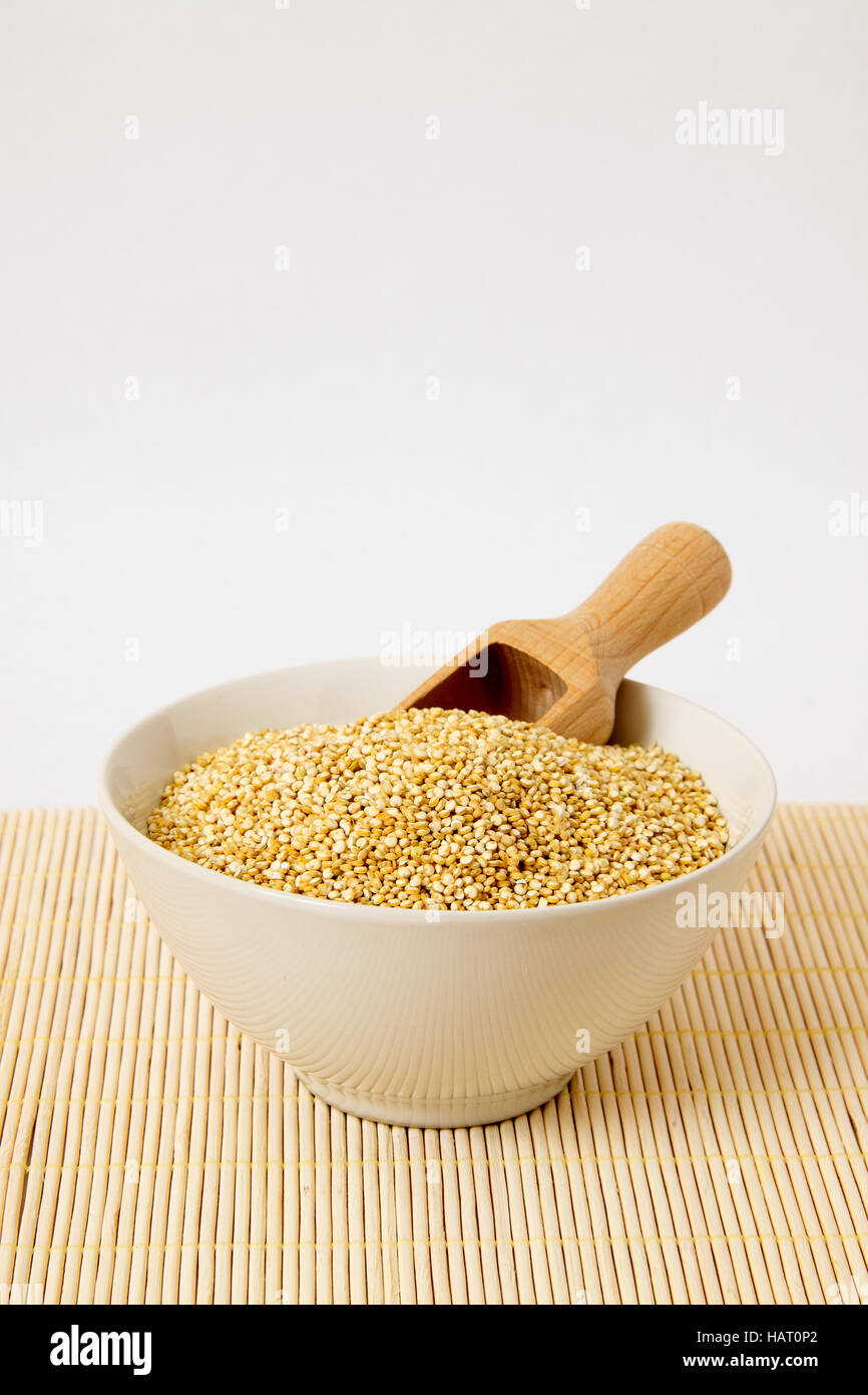quinoa Stock Photo