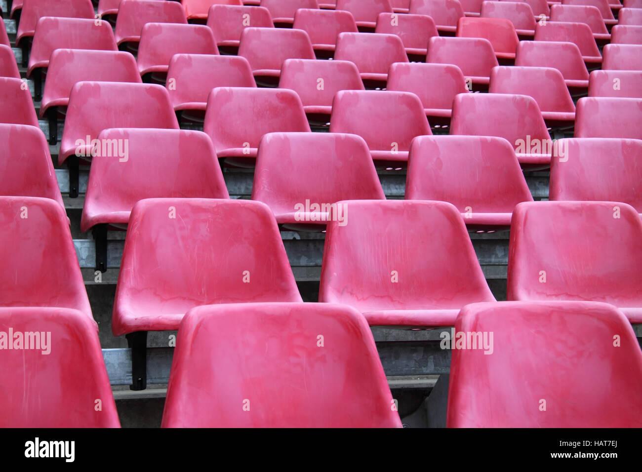 Seat - Stock Image