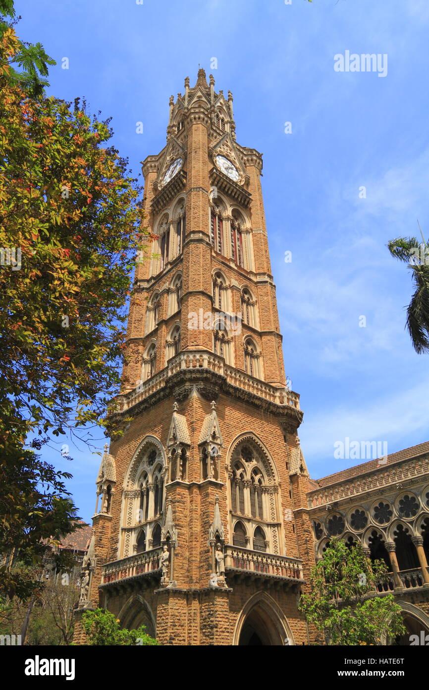 Die Universität von Mumbai - Stock Image