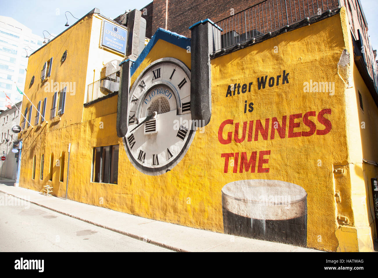 Irish Pub Mural Stock Photos & Irish Pub Mural Stock Images - Alamy