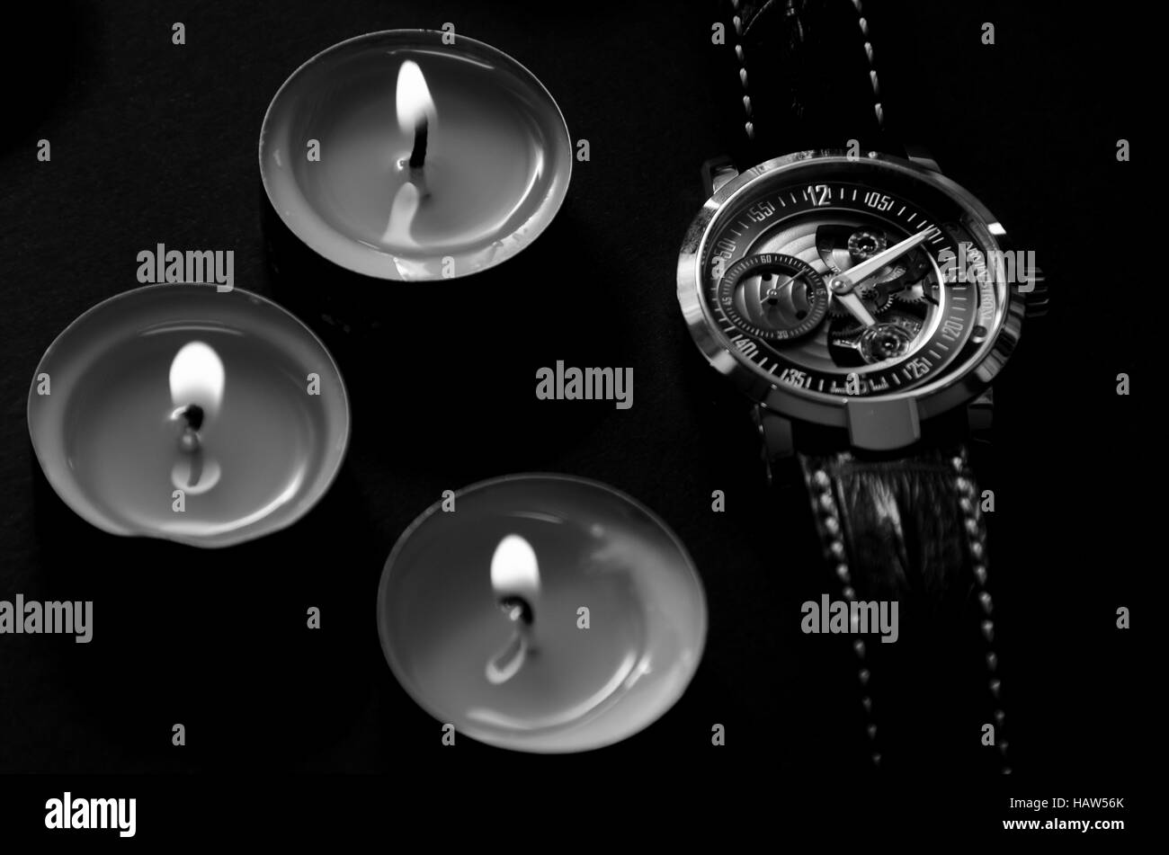 Armin Strom Designer Wrist Watch - Stock Image