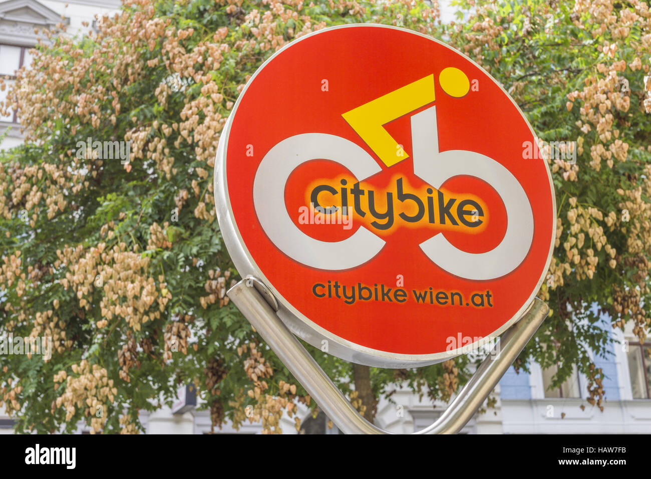 citybike, logo Stock Photo