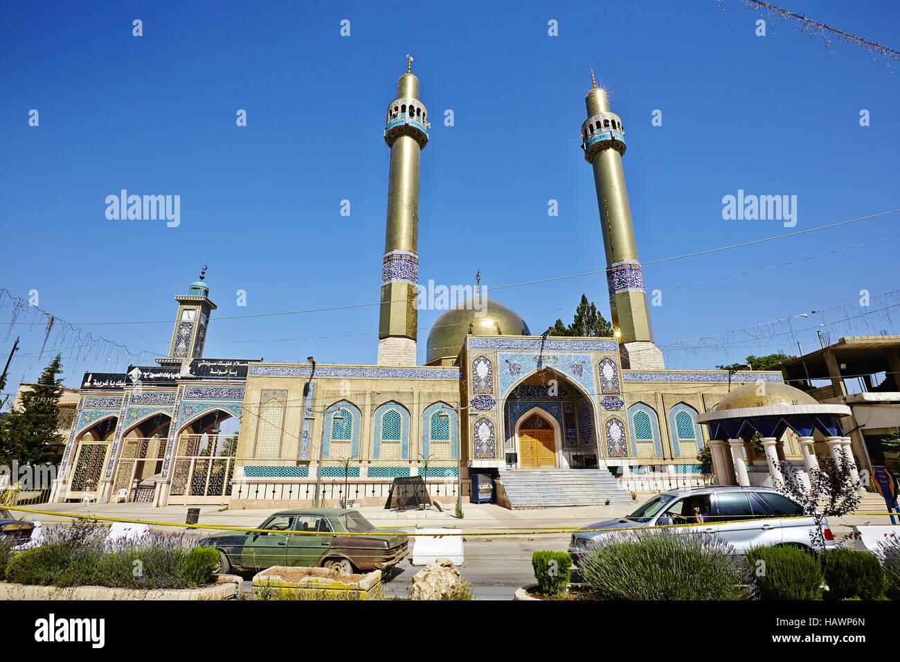Baalbek, Lebanon. - Stock Image
