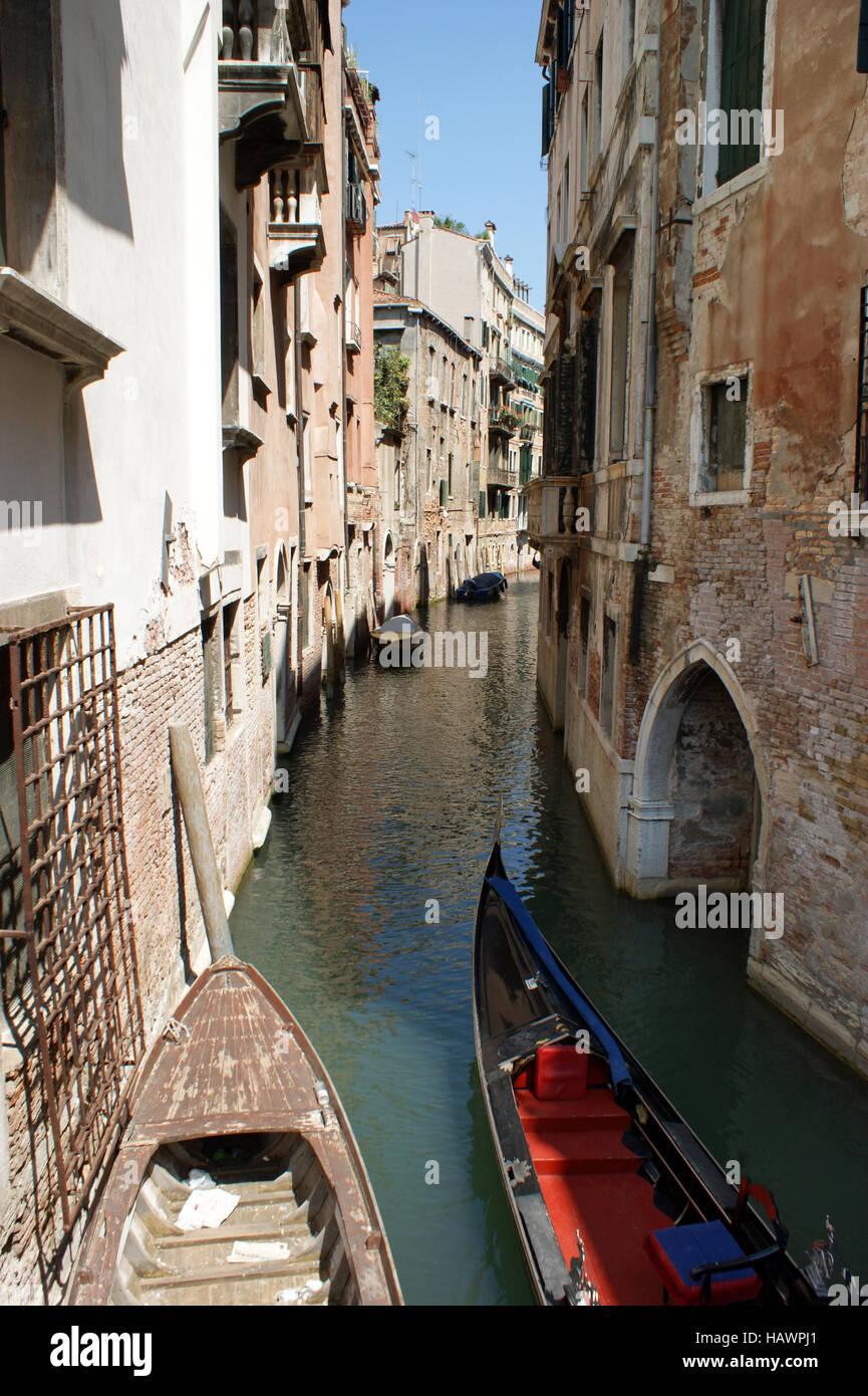 Venedig - Stock Image