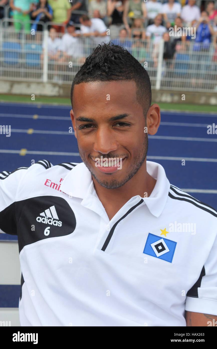 Dennis Aogo (Hamburger SV) - Stock Image