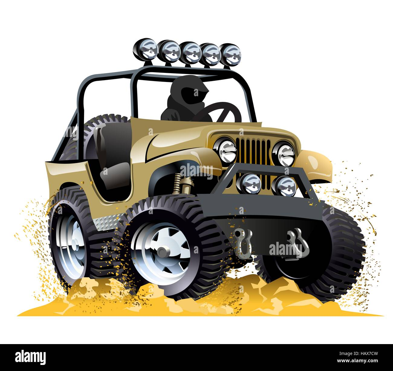 Jeep Cut Out Stock Images & Pictures