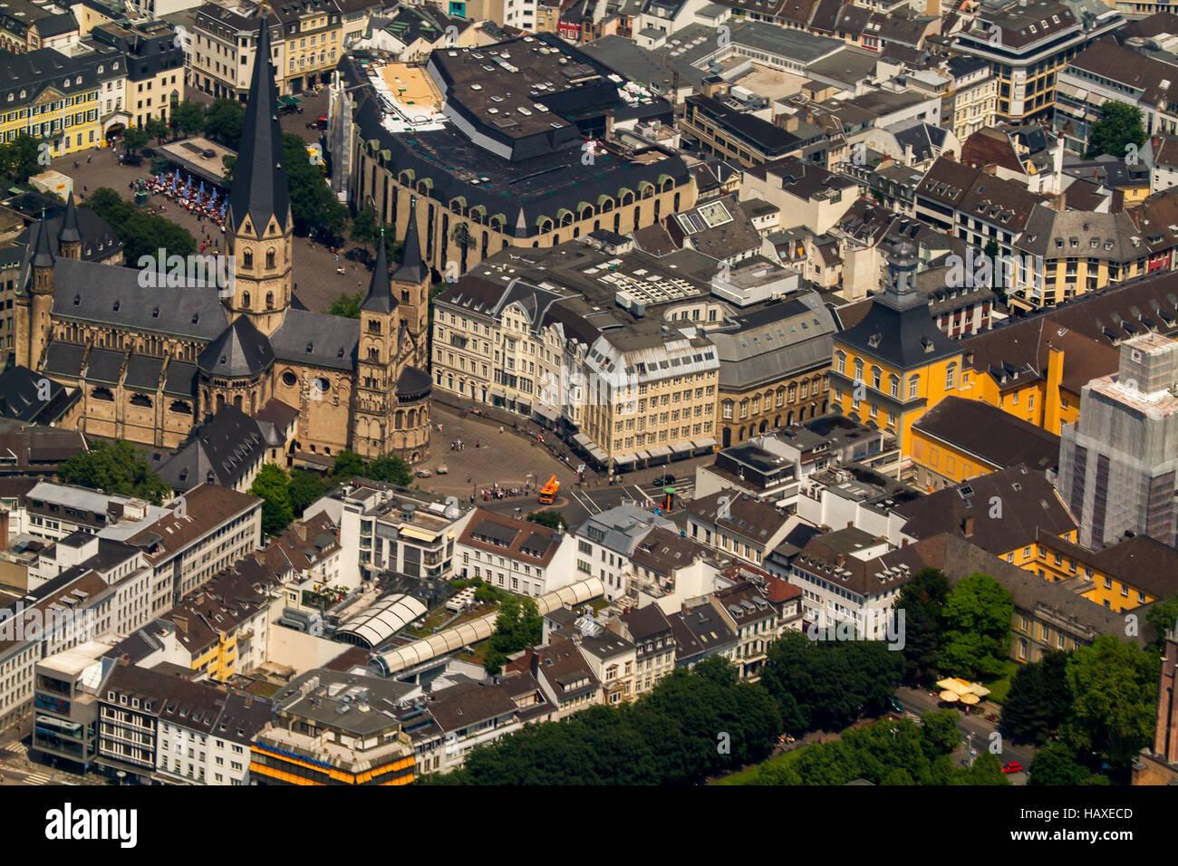 City of Bonn Germany NRW - Stock Image