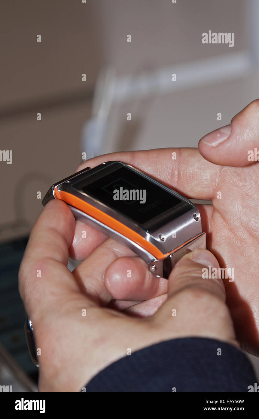 Smartwatch - Stock Image