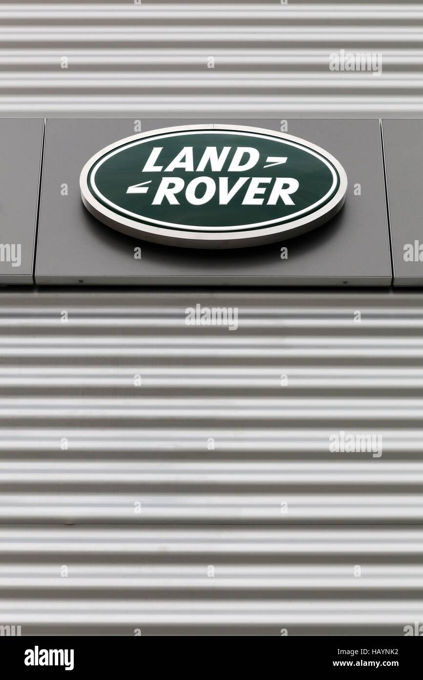 Jaguar Land Rover Academy Leamington Spa