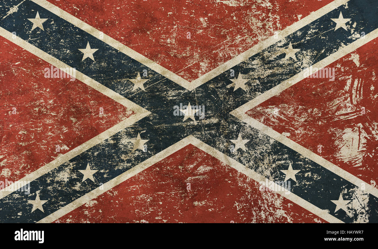 old grunge vintage dirty faded shabby distressed confederate