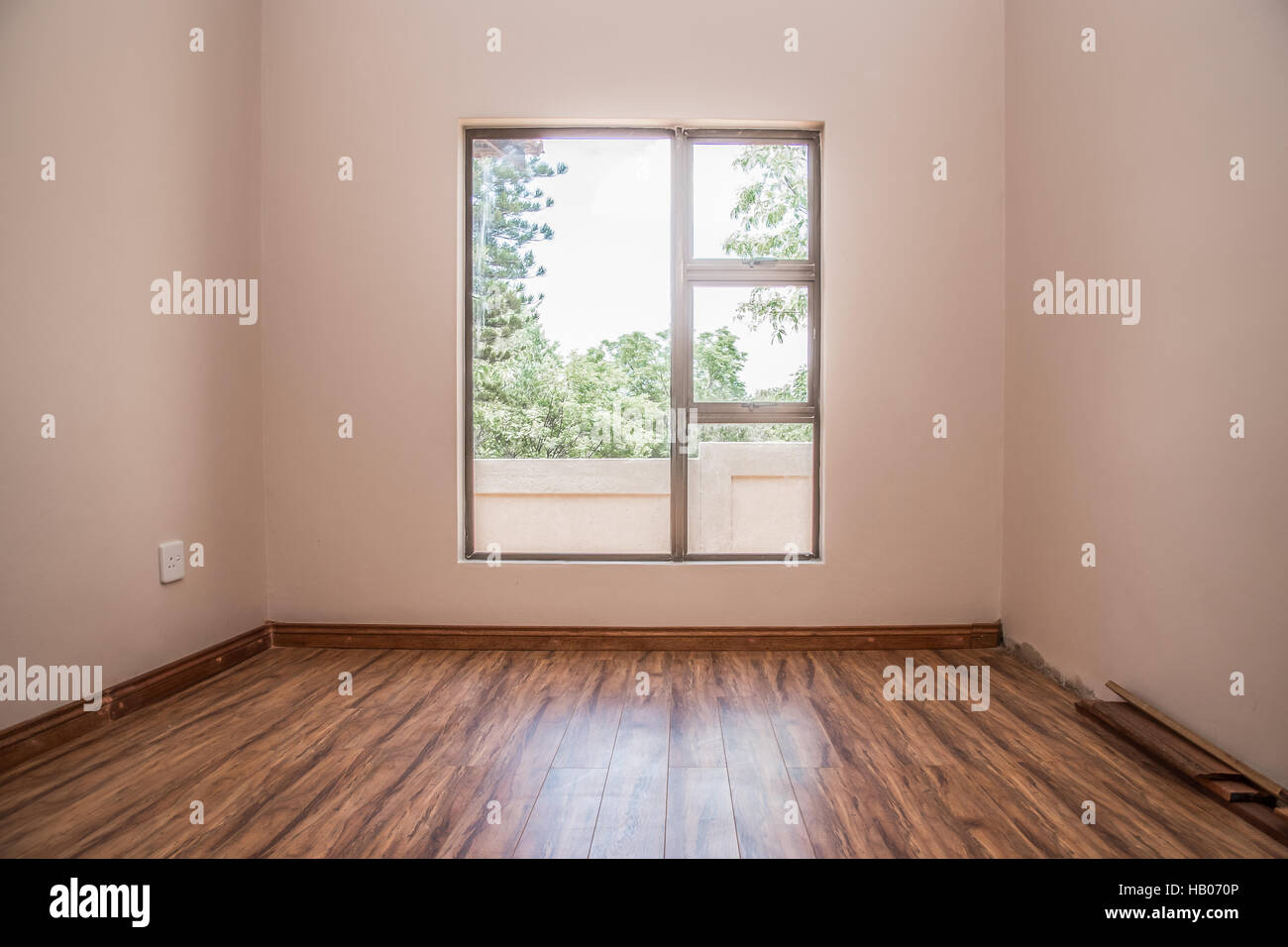 Incomplete Room - Stock Image