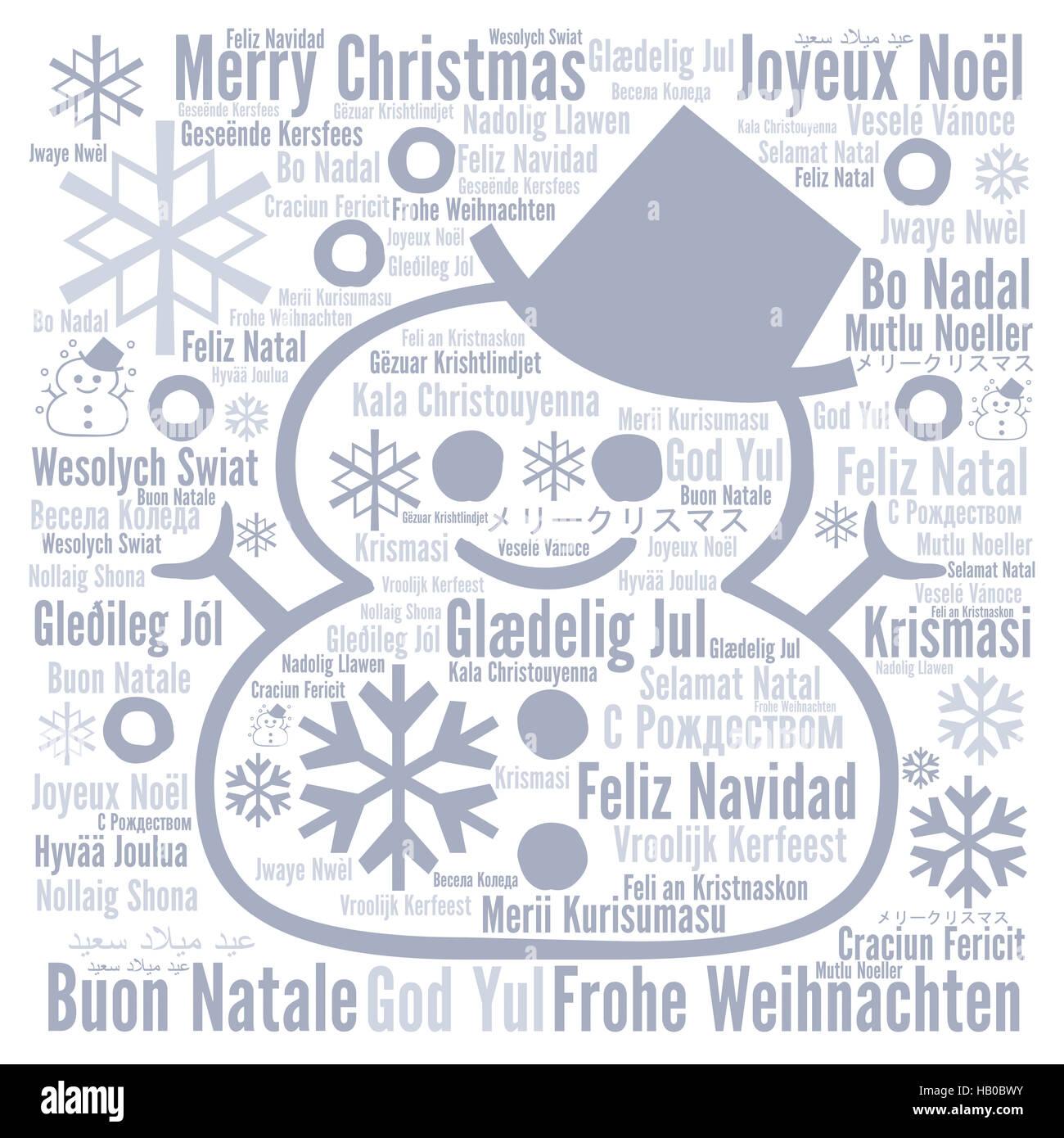 Merry Christmas In German Stock Photos & Merry Christmas In German ...