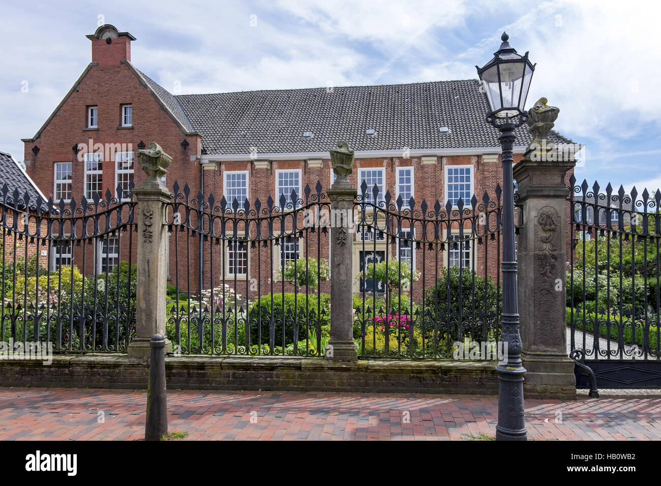 District Court Leer, Ostfriesland - Stock Image