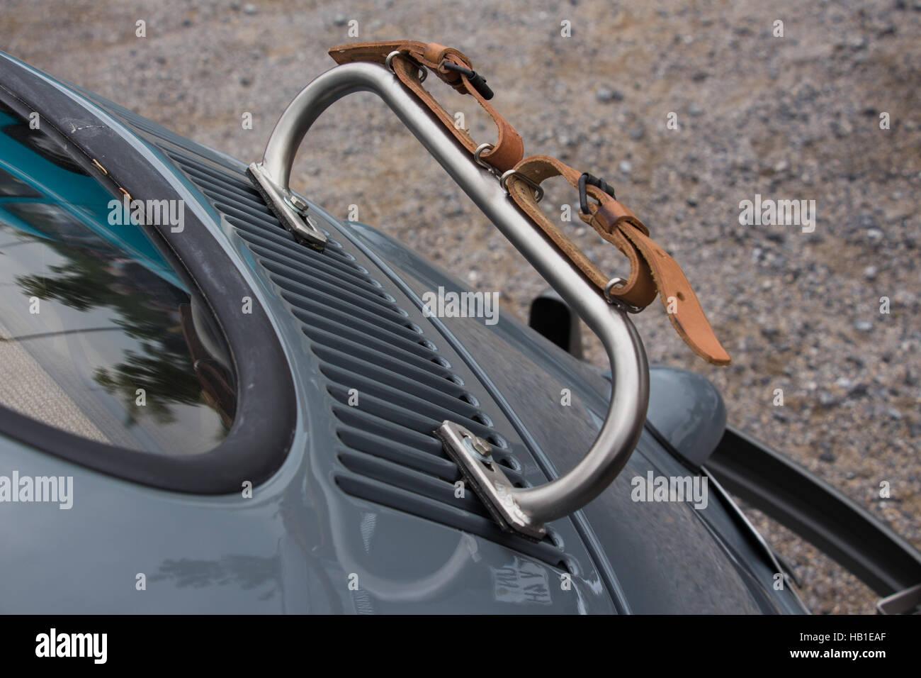 VW Käfer Oldtimer - Stock Image