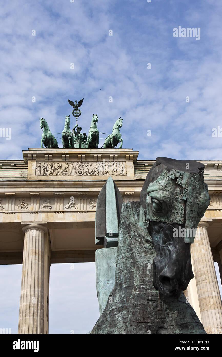 Lapidarium - Stock Image