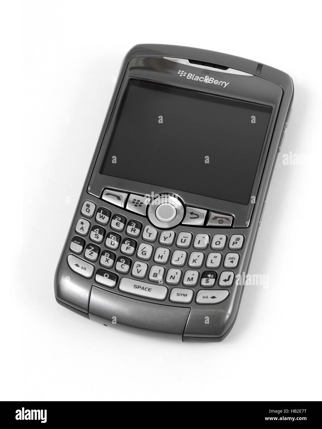 BlackBerry 8310 Curve, smartphone - Stock Image