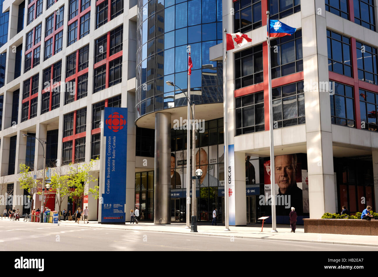 canadian broadcasting corporation The canadian broadcasting corporation (french: société radio-canada), branded as cbc/radio-canada, is a canadian federal crown corporation that serves as the national public broadcaster for both radio and television.