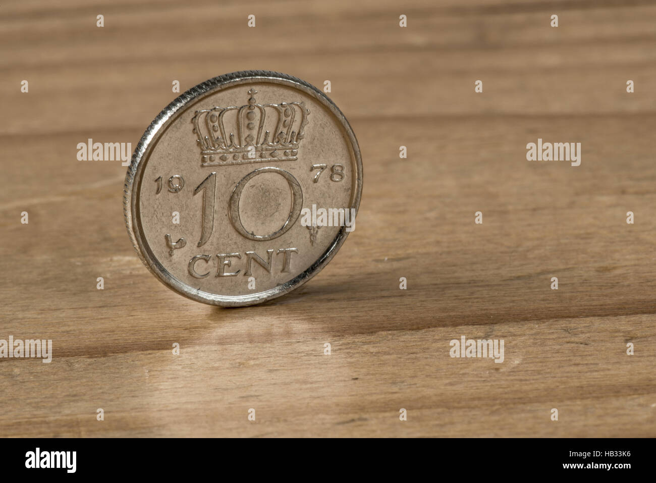 A toss-up - Stock Image