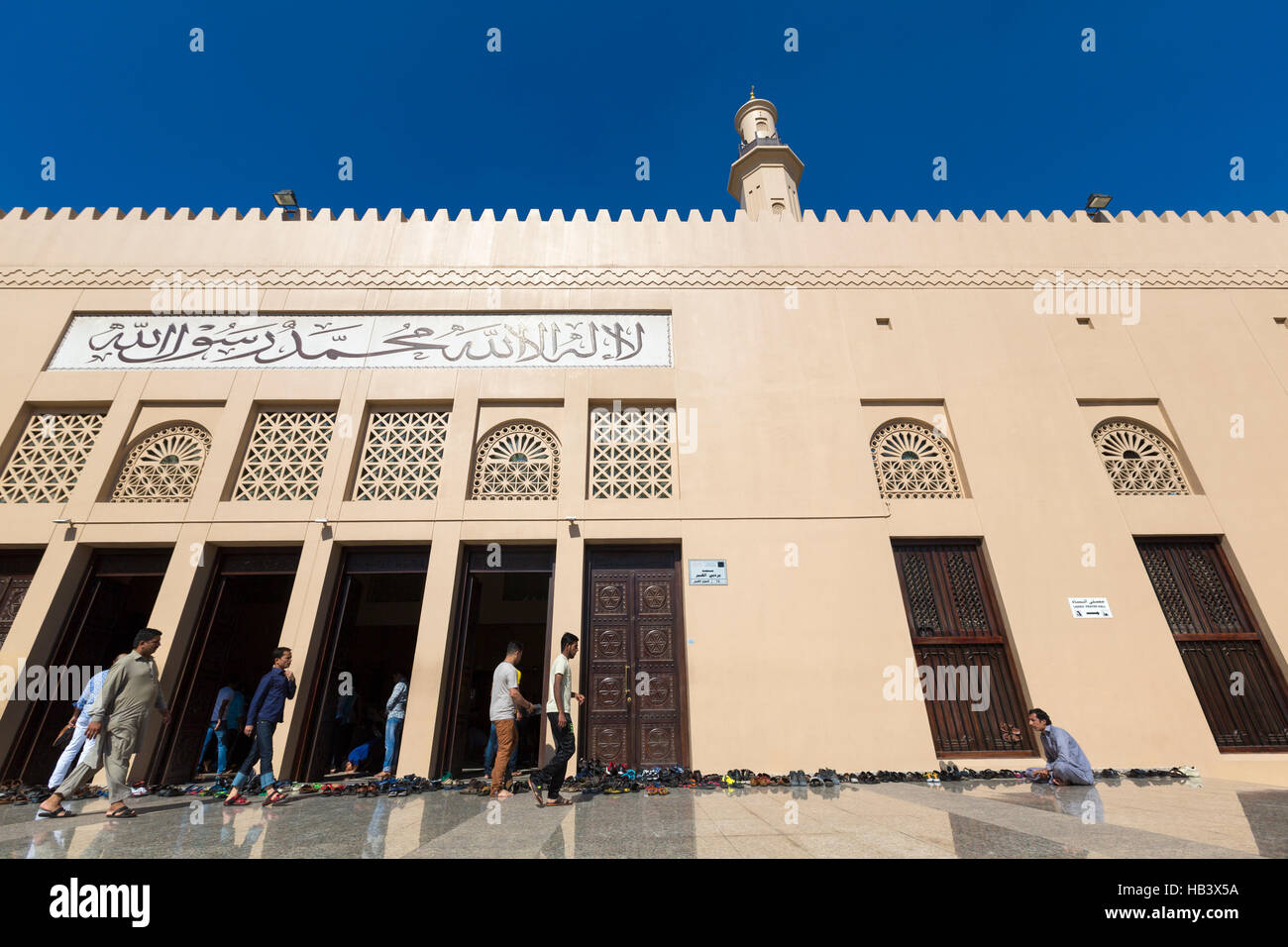 Muslim Islam Islamic Prayer Time Stock Photos Amp Muslim