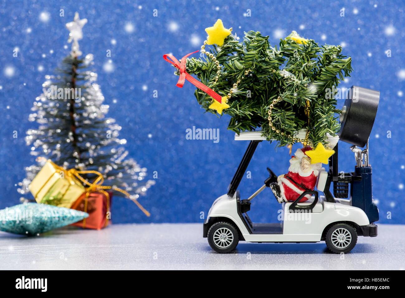 Golf Christmas Stock Photos & Golf Christmas Stock Images - Alamy on