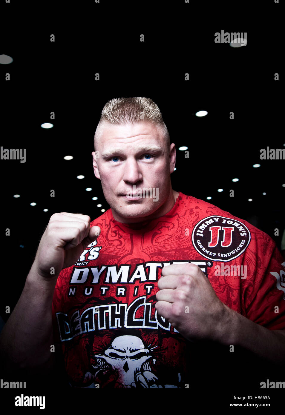 brock lesnar high resolution stock photography and images alamy https www alamy com stock photo ufc fighter brock lesnar during a portrait session before ufc 116 127370358 html