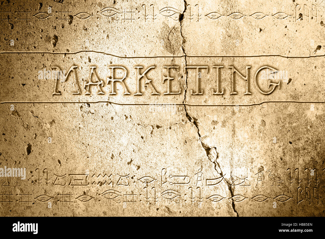 marketing - Stock Image
