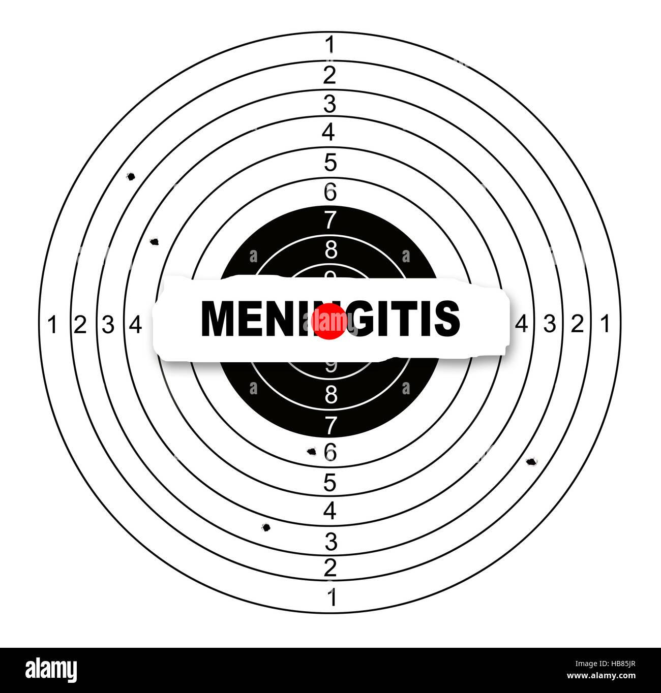 meningitis - Stock Image