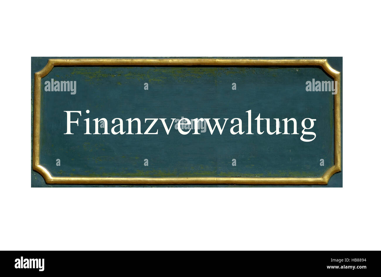 shield financial administration Stock Photo