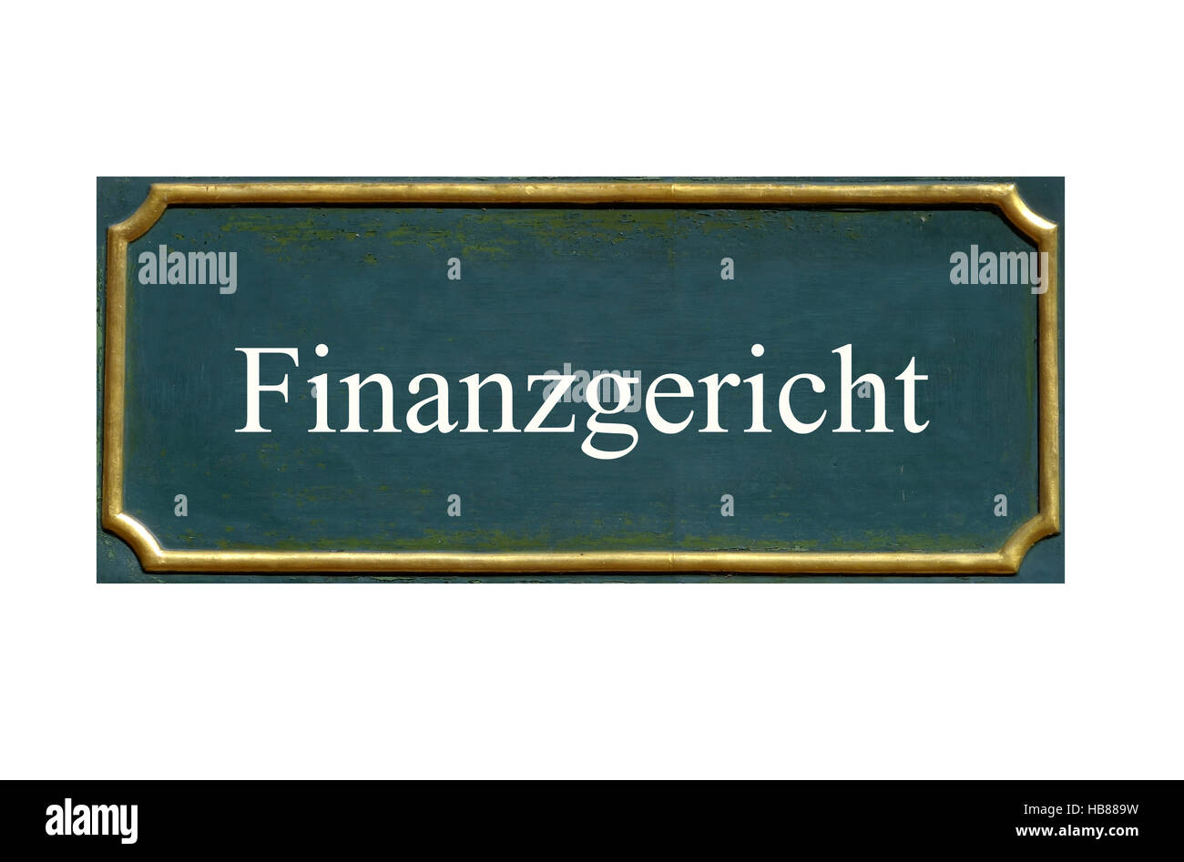 shield financial court Stock Photo
