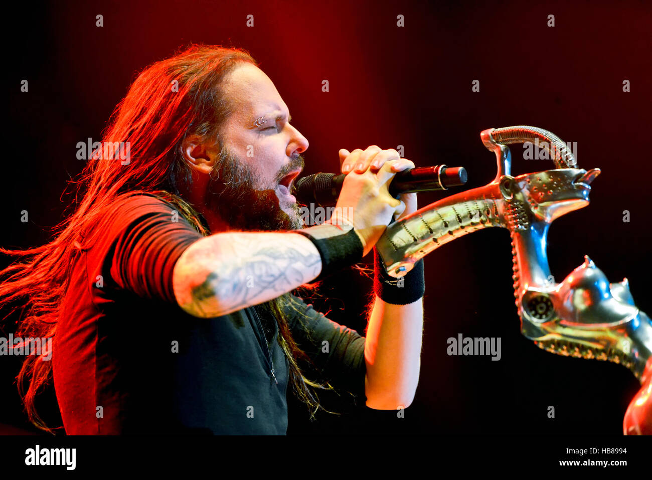 an analysis of the band korn Rock band korn claims its lucky 13th top 10 album on the billboard 200, as the serenity of suffering starts at no 4 with 57,000 units (55,000 in pure album sales.