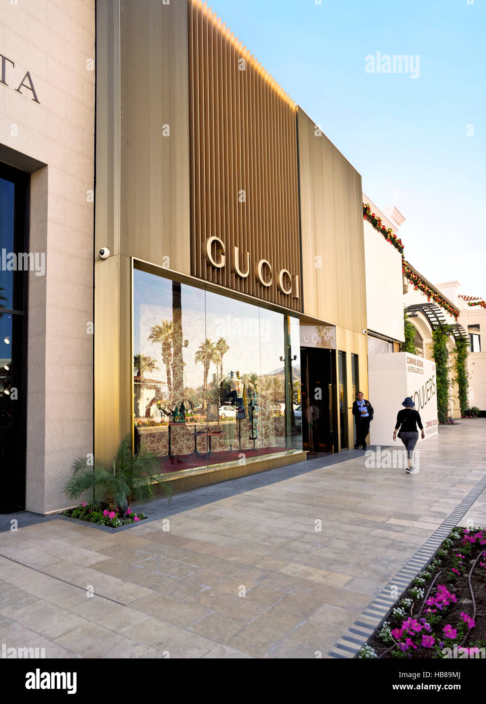 5caf050c5f9 Gucci Store Front Stock Photos   Gucci Store Front Stock Images - Alamy