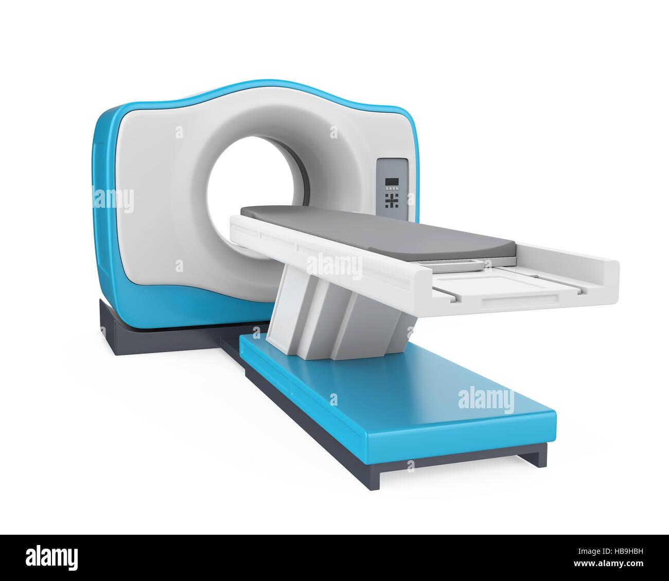 CT Scanner Tomography - Stock Image