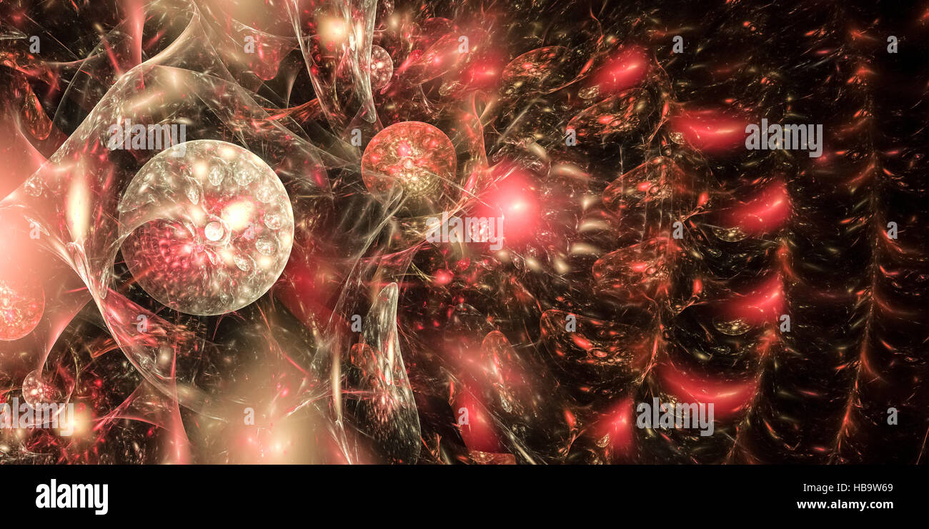 multiverse - Stock Image