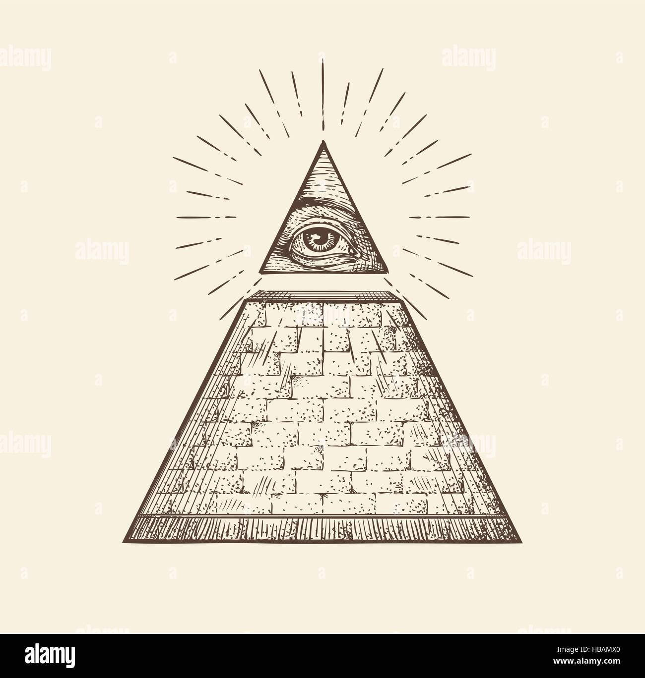 Illuminati Eye Stock Photos Illuminati Eye Stock Images Alamy