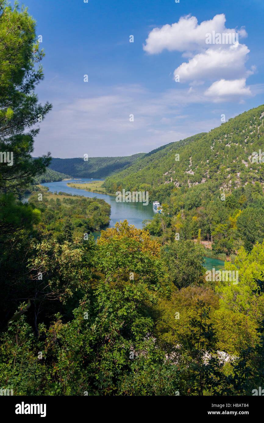 Krka National Park, Croatia Stock Photo