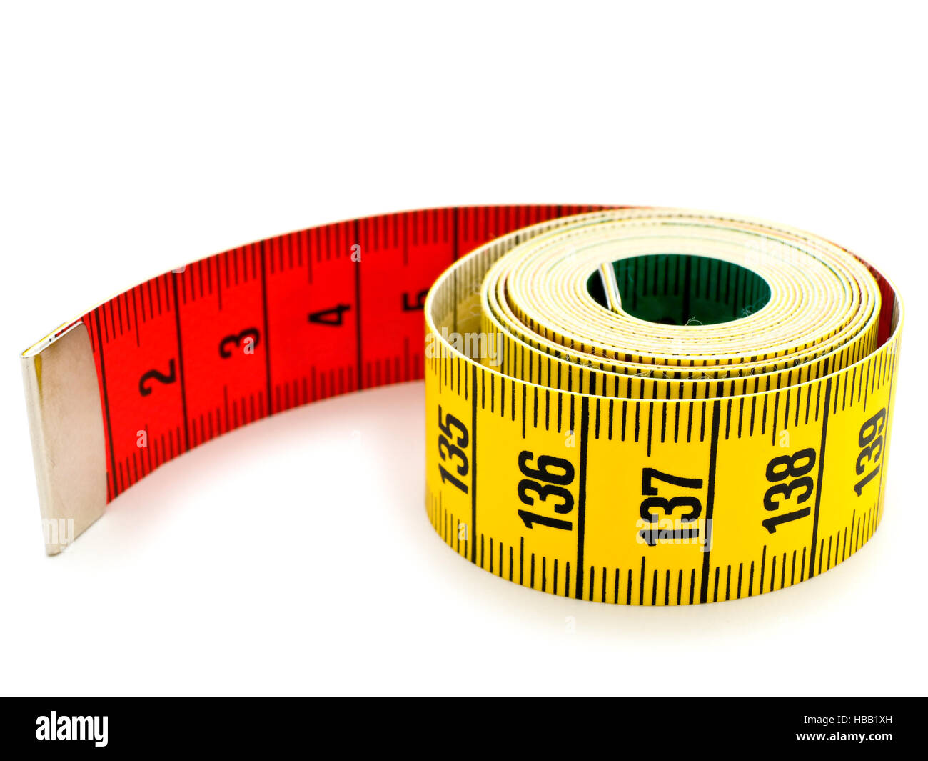 Centimeter - Stock Image
