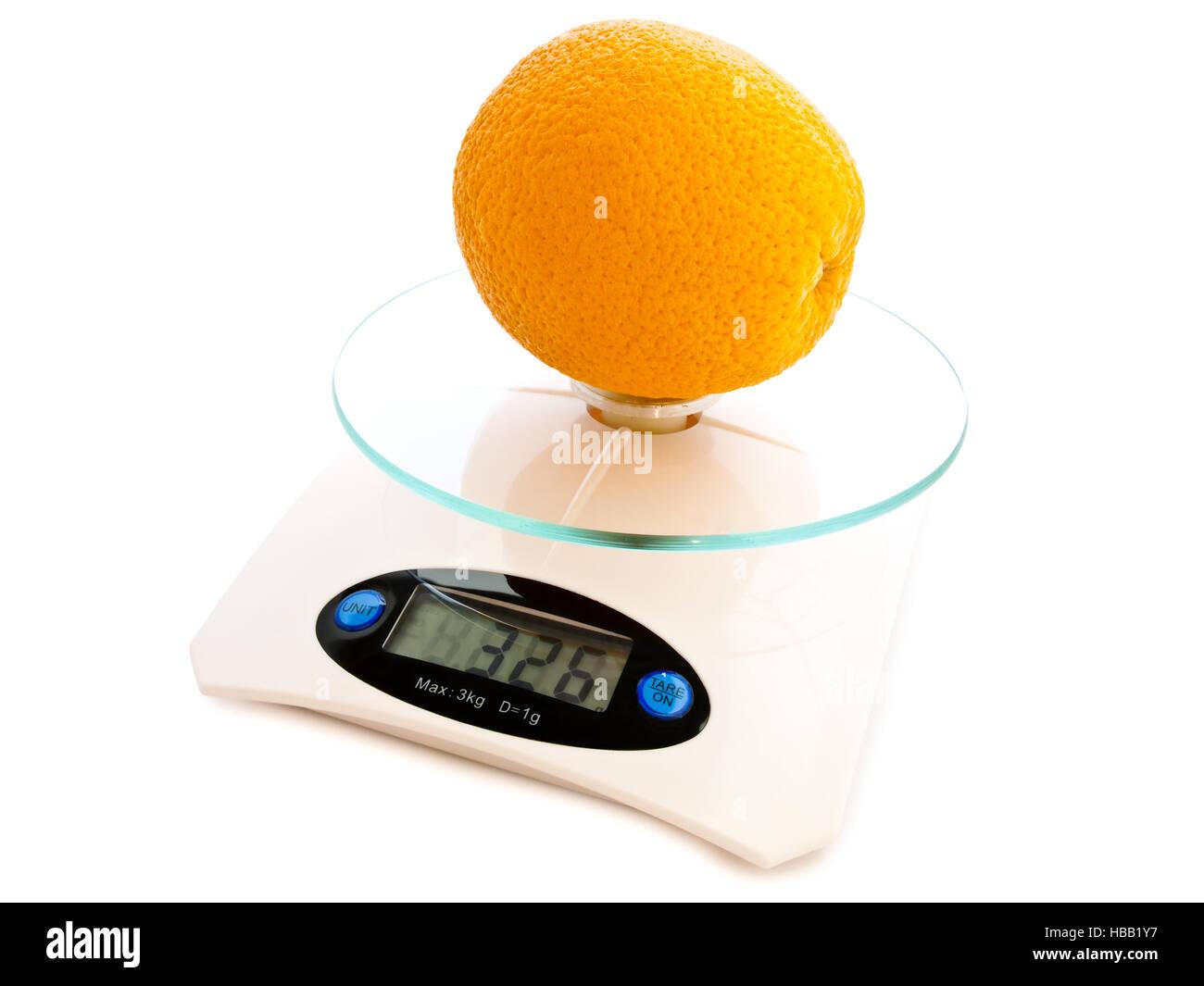 Orange - Stock Image