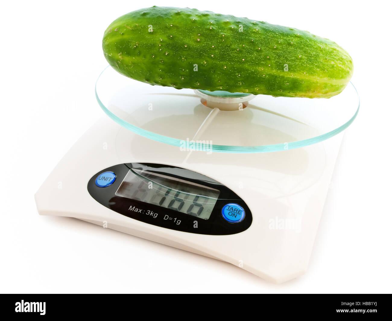 Cucumber - Stock Image
