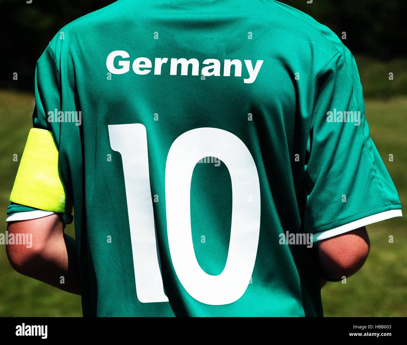 Serbien Camouflage T-Shirt WM 2018 Trikot Style Fußball Nummer ALL 10