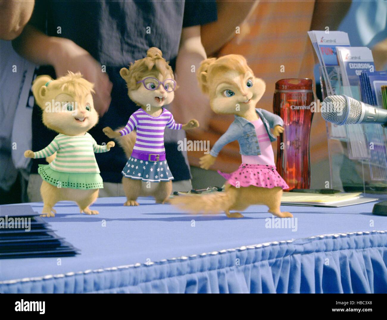 Alvin And The Chipmunks Alvin And Brittany alvin and the chipmunks: chipwrecked!, from left: eleanor
