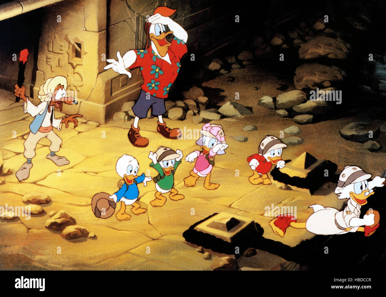 Ducktales The Movie Treasure Of The Lost Lamp Huey Duck D