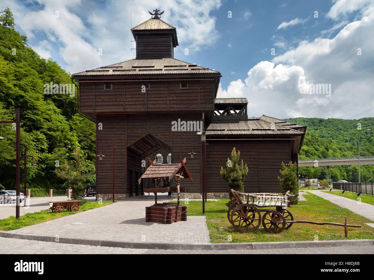 Sochi, Russia - Stock Image