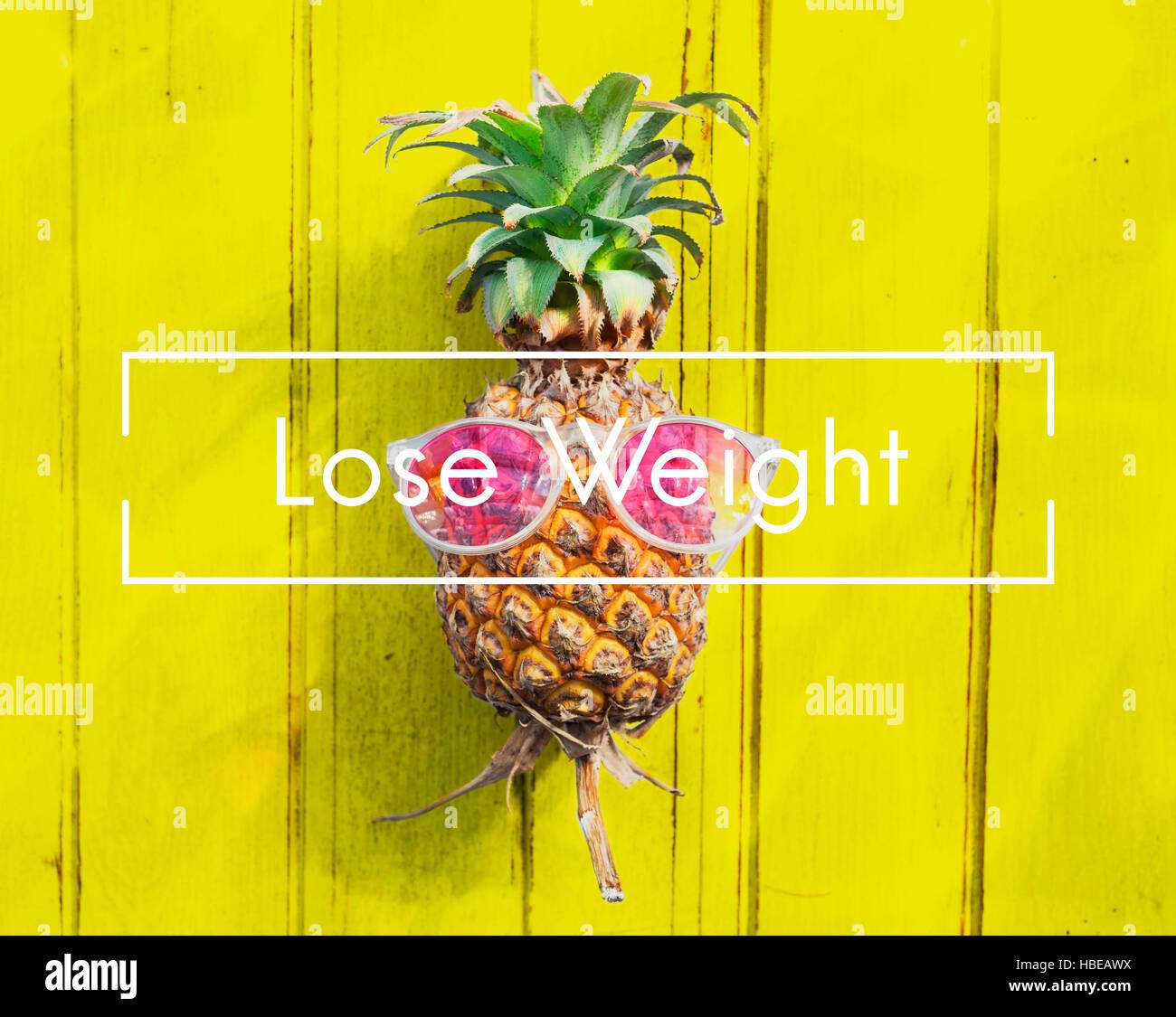 Lose Weight Balance Cardio Fitness Health Slim Concept - Stock Image