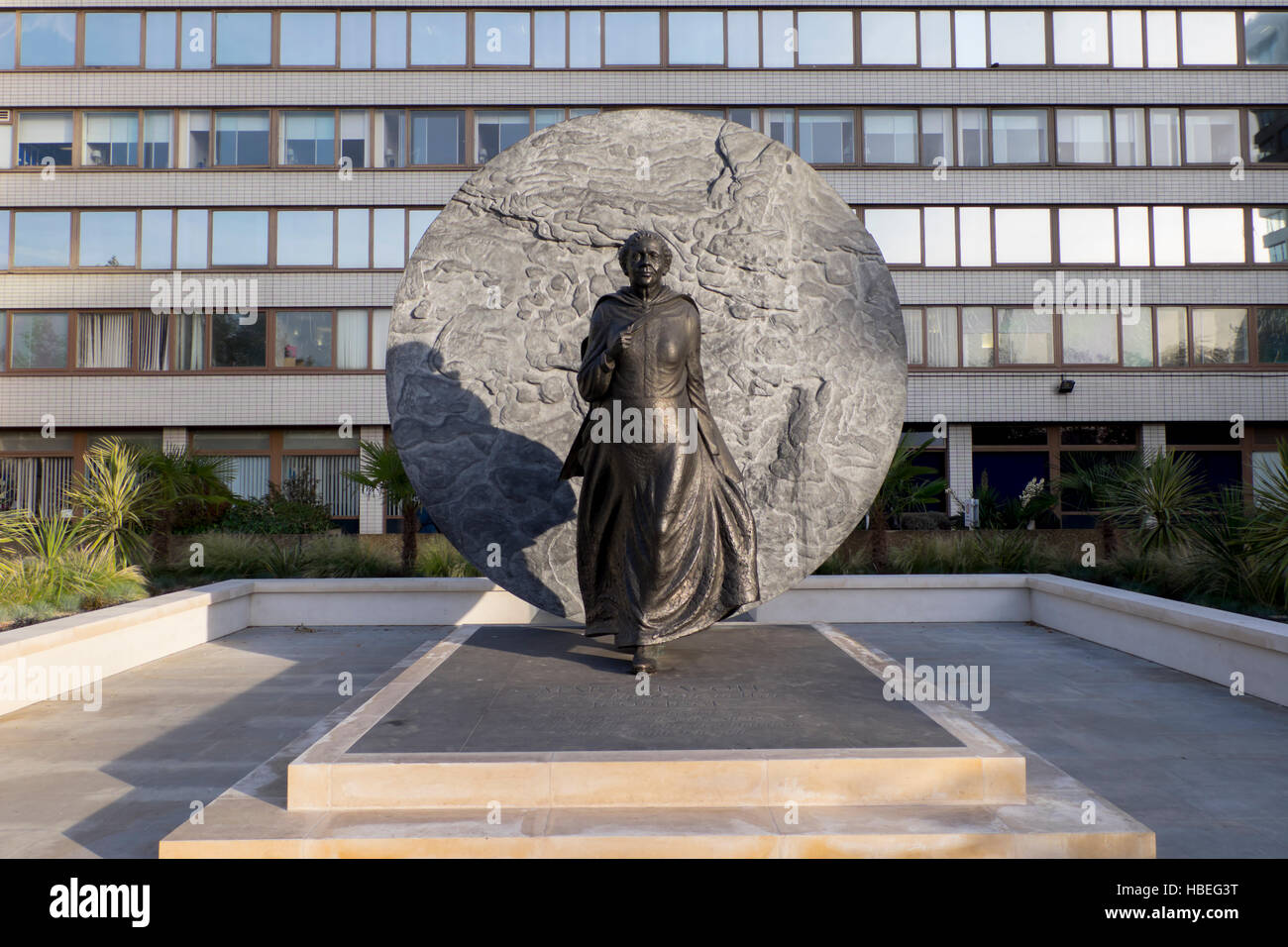 UK, England, London, Mary Seacole statue Stock Photo