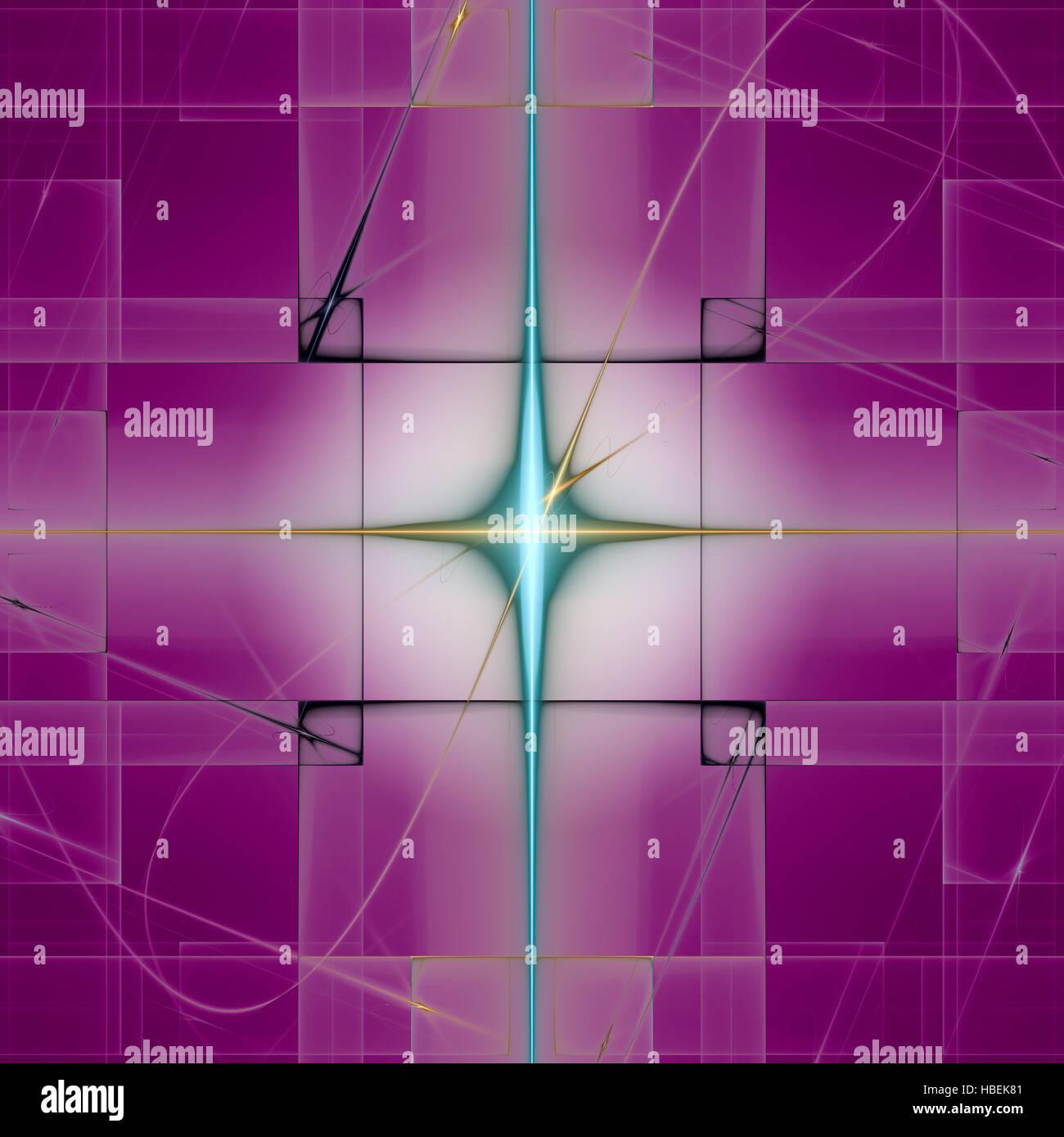 Geometric pattern, background Stock Photo