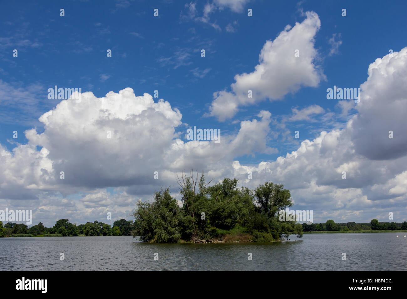 Himmel - Stock Image