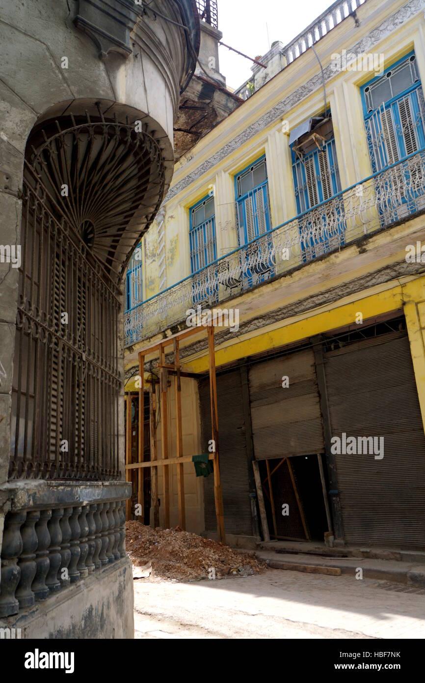 Architektur,Havanna Stock Photo