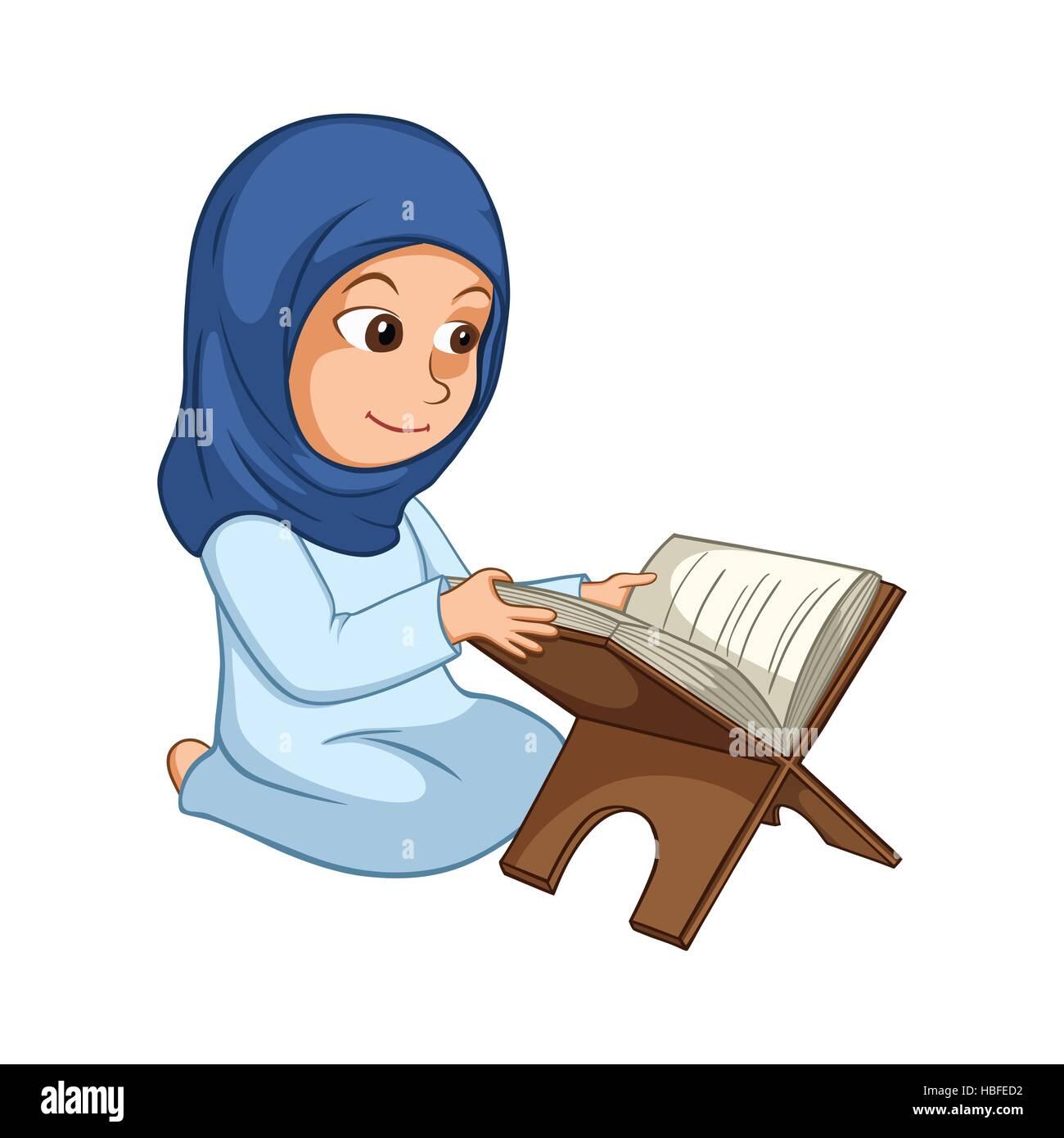 Child Reading Quran Stock Photos Child Reading Quran Stock Images