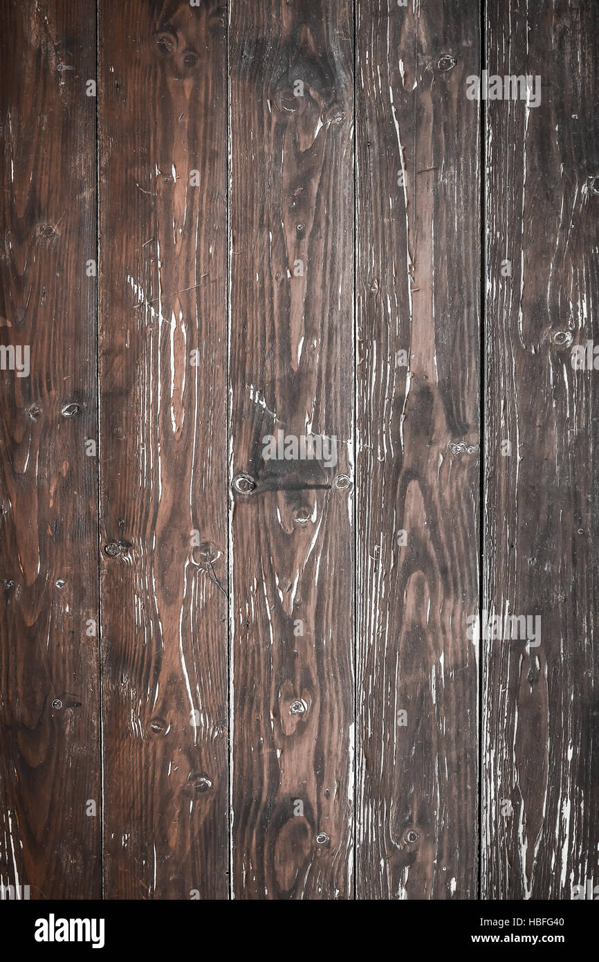 Wood planks texture - Stock Image