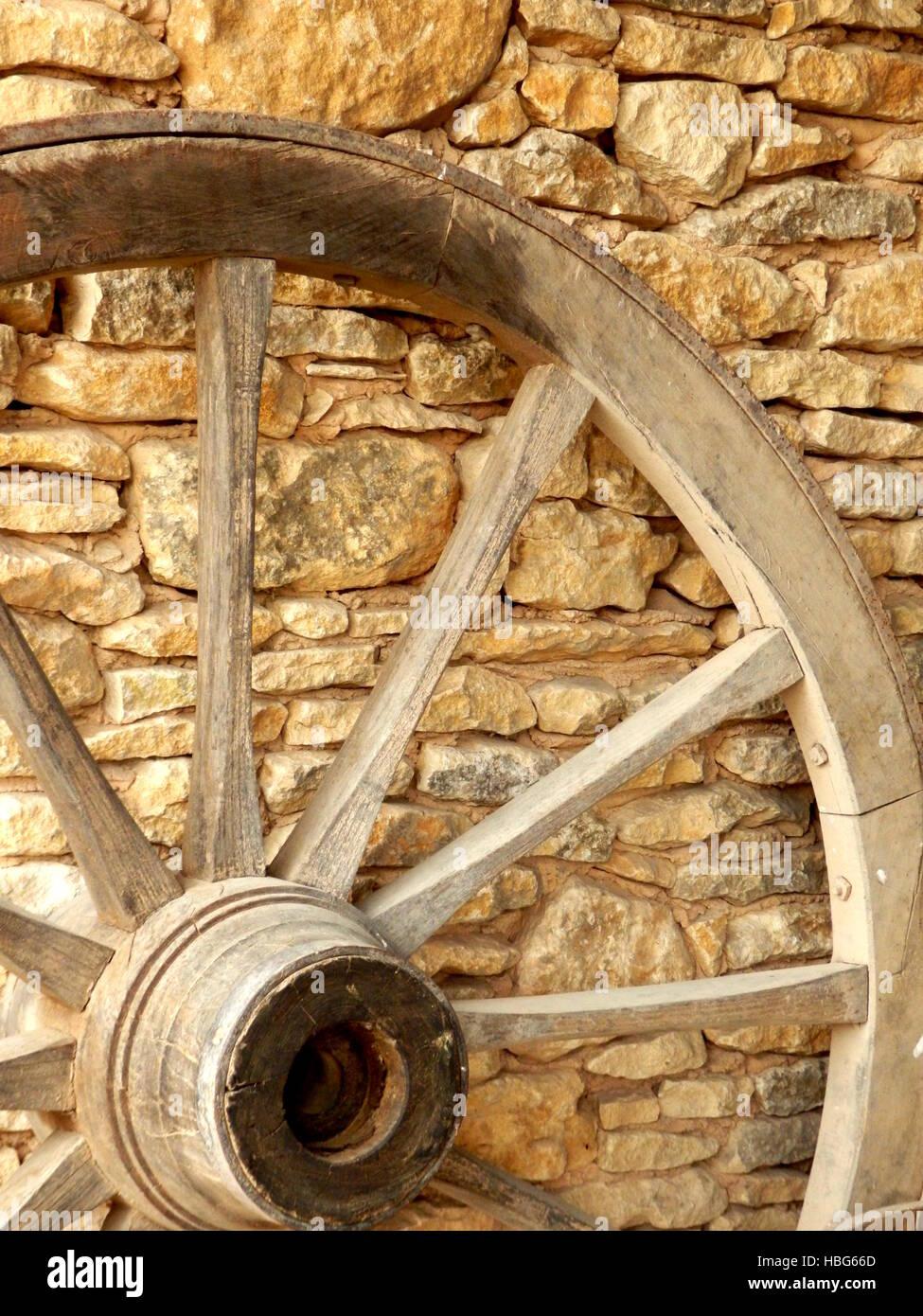 Cartwheel - Stock Image